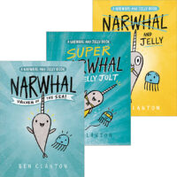Narwhal and Jelly Trio