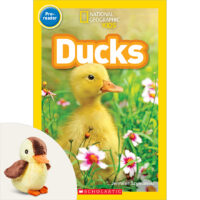 National Geographic Kids™: Ducks Book Plus Plush
