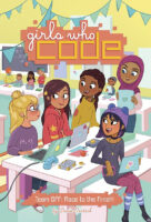 Girls Who Code: Team BFF: Race to the Finish!