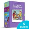 Raina Telgemeier Five Book Collection