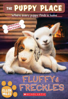 The Puppy Place Special Edition: Fluffy & Freckles