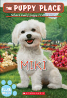 The Puppy Place: Miki