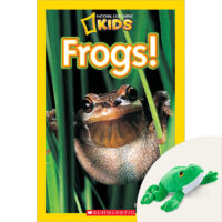 National Geographic Kids™: Frogs! Plus Plush