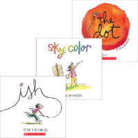 Peter H. Reynolds Art Pack