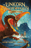 The Unicorn Rescue Society: The Basque Dragon