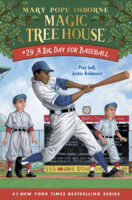 Magic Tree House® #29: A Big Day for Baseball