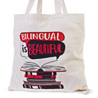 Bilingual Tote Bag