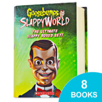 Goosebumps® SlappyWorld: The Ultimate Slappy Box Set!