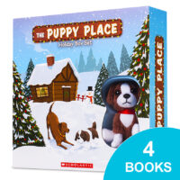 The Puppy Place Holiday Box Set