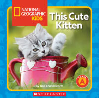 National Geographic Kids™: This Cute Kitten