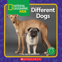 National Geographic Kids™: Different Dogs