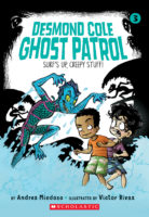 Desmond Cole Ghost Patrol #3: Surf's Up, Creepy Stuff!