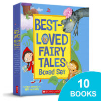 Best-Loved Fairy Tales Box Set