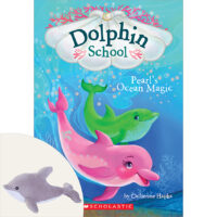 Dolphin School: Pearl's Ocean Magic Plus Plush