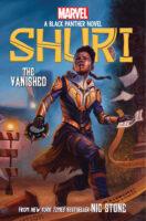 Shuri: The Vanished: A Black Panther Novel