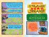 Geronimo Stilton: The Graphic Novel #1: The Sewer Rat Stink