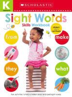 Scholastic Early Learners: Kindergarten Skills Workbook: Sight Words