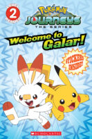 Pokémon™ Journeys: The Series: Welcome to Galar!