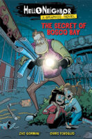 Hello Neighbor™: A Graphic Novel: The Secret of Bosco Bay