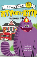 Itty Bitty Kitty: Firehouse Fun!
