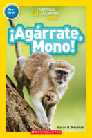 National Geographic Kids™: ¡Agárrate, mono! (<i>National Geographic Kids™: Hang on, Monkey!</i>)