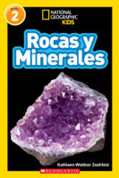 National Geographic Kids™: Rocas y Minerales (<i>National Geographic Kids™: Rocks and Minerals</i>)