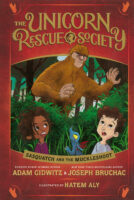 The Unicorn Rescue Society: Sasquatch and the Muckleshoot