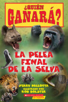 ¿Quién ganará? La pelea final de la selva (<i>Who Would Win?® Ultimate Jungle Rumble</i>)