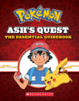 Pokémon™: Ash's Quest: The Essential Guidebook