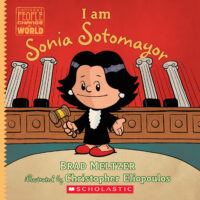 Ordinary People Change the World: I Am Sonia Sotomayor
