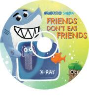 Misunderstood Shark: Friends Don't Eat Friends CD