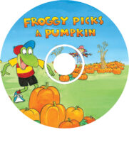 Froggy Picks a Pumpkin CD