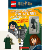 LEGO® Harry Potter™: Witches, Wizards, Creatures, and More! Updated Character Handbook