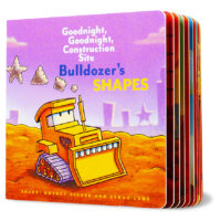 Goodnight, Goodnight, Construction Site: Bulldozer's Shapes