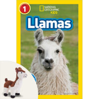 National Geographic Kids™: Llamas Plus Plush