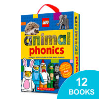 LEGO® Nonfiction Animal Phonics Minifigure Box Set