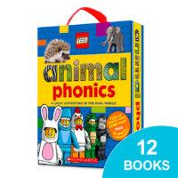 LEGO® Nonfiction Animal Phonics Minifigure Box Set
