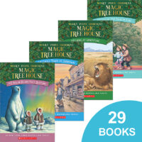 Magic Tree House® #1–#29 Pack