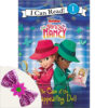 Disney Fancy Nancy: The Case of the Disappearing Doll Book Plus Barrette Set