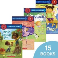 Step Into Reading® Mega Pack