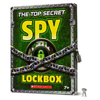 The Top Secret Spy Lockbox