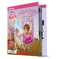 Disney Learning: Fancy Nancy: Make It Fancy! ABCs & 123s