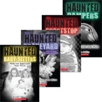 Haunted Kids 4-Pack