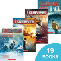I Survived #1–#19 Pack