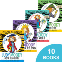 Judy Moody 10-Pack