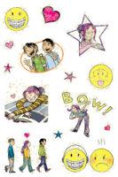 Raina Telgemeier Stickers