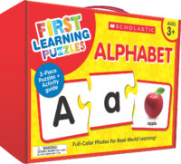 First Learning Puzzles: Alphabet