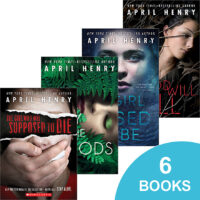April Henry Thriller Pack