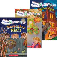 Calendar Mysteries Fall 3-Pack