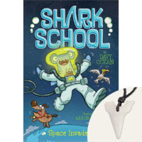 Shark School: Space Invaders Plus Pendant